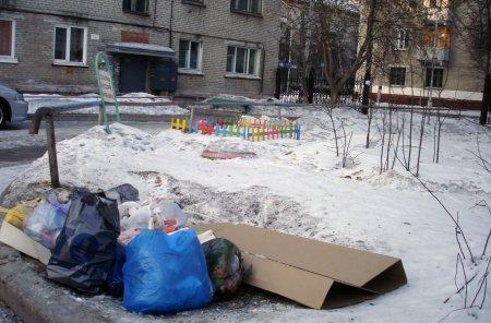 Очистим город от мусора