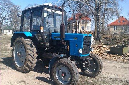 У жительницы Северска забрали трактор за чужой кредит