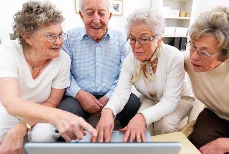 Набор граждан пожилого возраста в группу психологического здоровья