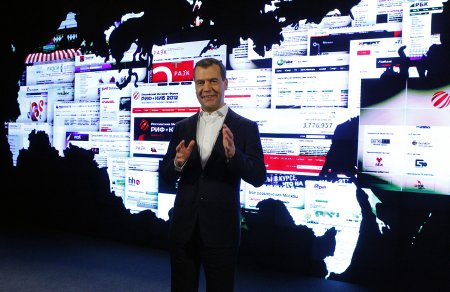 Интернет сблизит россиян с властью