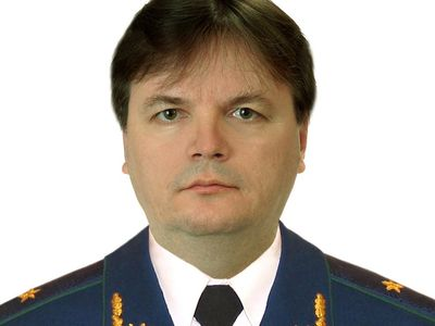 Путин подписал указ об освобождении от должности Павла Сбышко