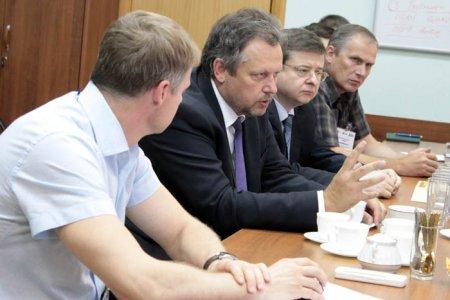 Топливная компания «ТВЭЛ» подтвердила намерения по развитию СХК