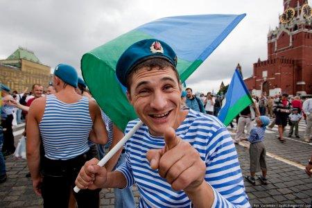 В Северске отметят день ВДВ