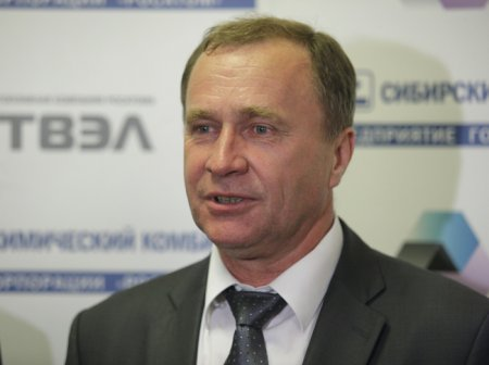 Новый генеральный директор СХК Сергей Точилин поставил задачи перед коллективом комбината