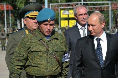 Накануне Дня Воздушно-десантных войск Владимир Путин посетил расположенную под Ульяновском 31-ю гвардейскую отдельную десантно-штурмовую бригаду