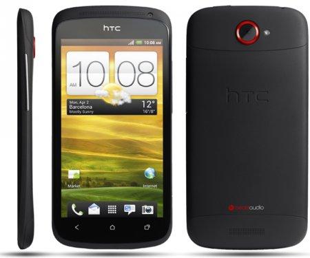 """HTC One S - новый """"космический"""" смартфон"""