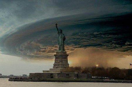 Климатическое оружие, Нью-Йорк объявлен зоной бедствия