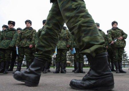 В осенний призыв начнут служить 888 новобранцев из Томской области