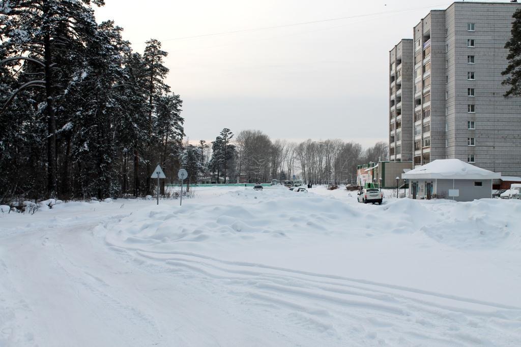 Новогодний подарок северчанам - открытие дороги на улице Ленинградской