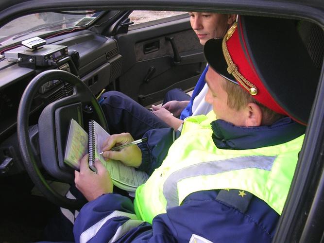 Новые штрафы для участников дорожного движения