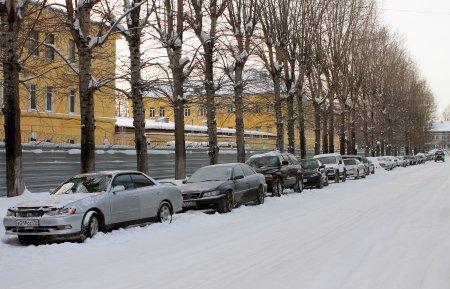 Изменена организация дорожного движения на улице Московской