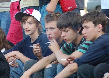 подростки с большими членами: