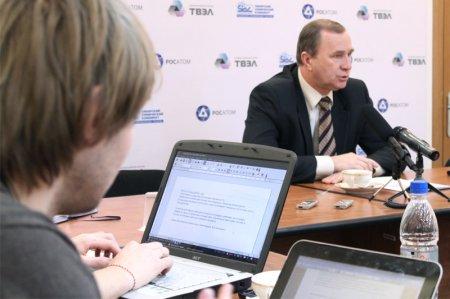 Гендиректор СХК подвел предварительные итоги деятельности предприятия в 2012 году
