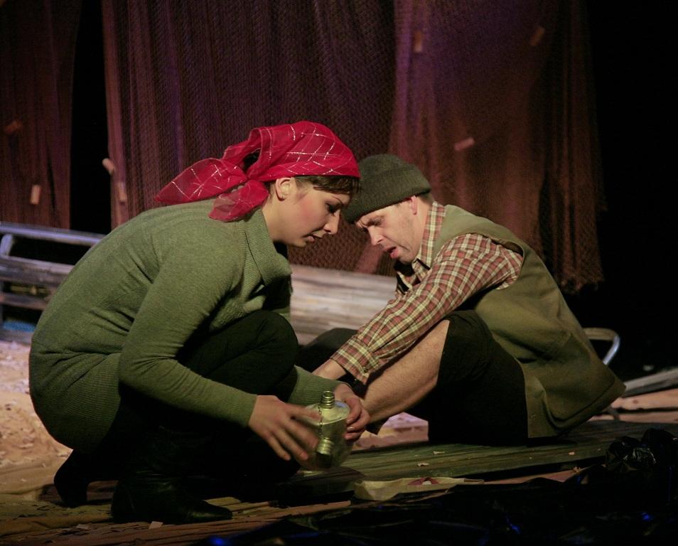 «Поединок» на сцене северского театра