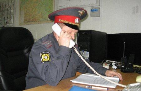 Северчане могут в любое время сообщить о готовящемся преступлении