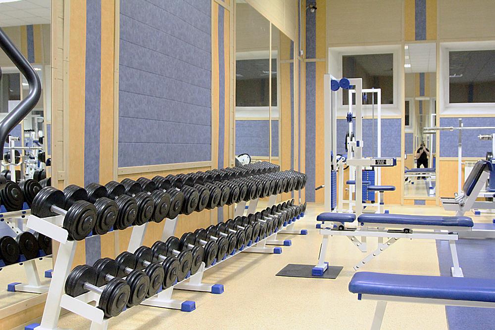 Тренажерный зал Триумф. Результат - лучшая мотивация!