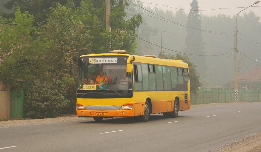 Новый автобусный маршрут до Киреевска