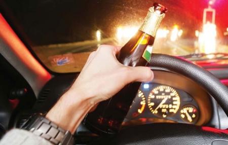 За два дня задержали 8 водителей в состоянии опьянения
