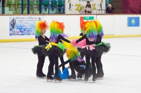 Международные соревнования по фигурному катанию на коньках