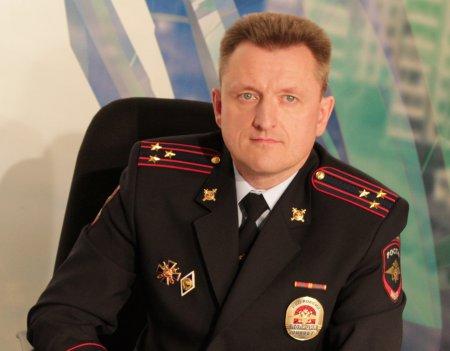 Прием полковника полиции Болгова Игоря Андреевича