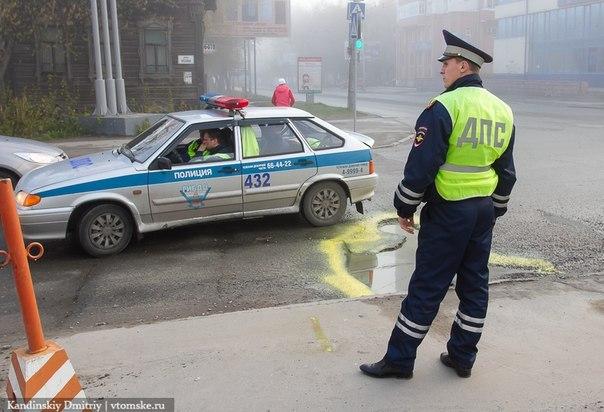 В ГИБДД пояснили, почему не разрешали активистам раскрашивать ямы на дорогах