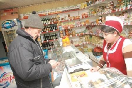 В Северске задержан мужчина, который добывал еду преступным способом