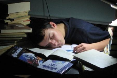 Наступает горячая пора выпускных экзаменов