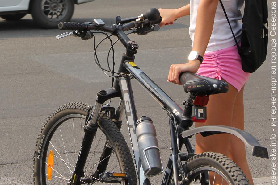 Вопрос дня. Можно ли давить велосипедистов?