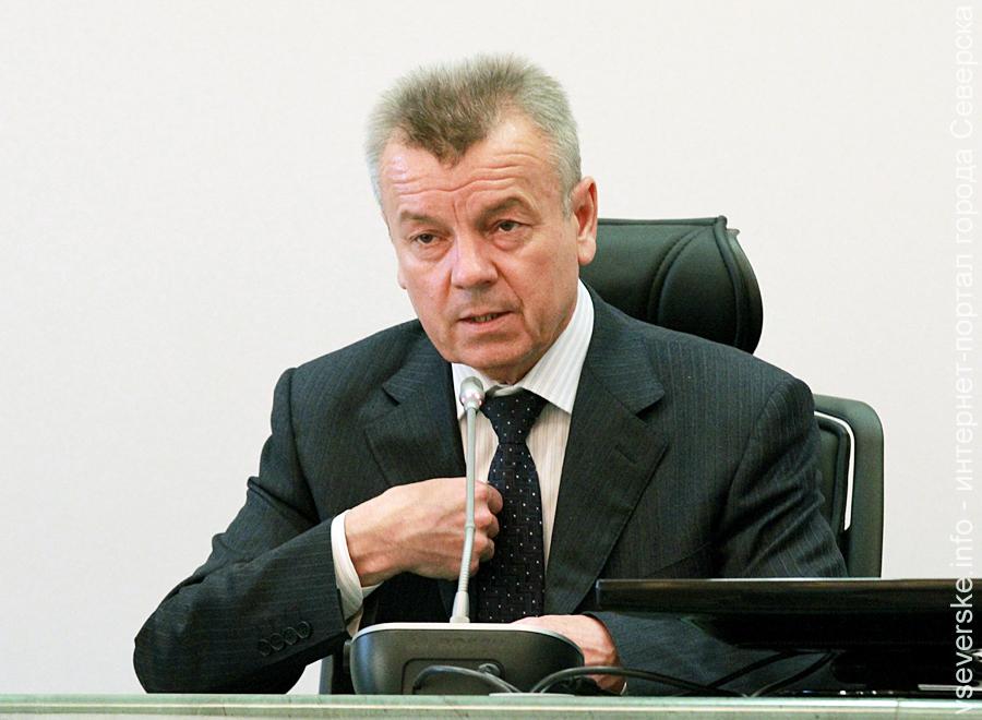 Григорий Шамин возглавил cовет муниципальных образований Томской области