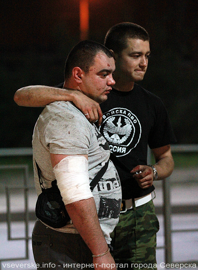 Северский водитель отправил своих друзей в томскую больницу