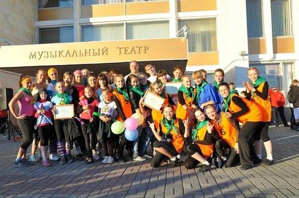 Северские юные танцоры стали вторыми во всероссийском конкурсе