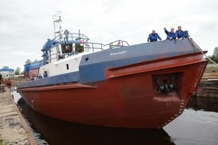 Краны Самусьского судостроительного завода опломбировали за нарушение требований безопасности