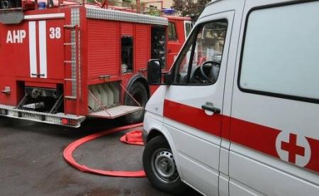 Пенсионер и пожарный погибли, пытаясь просушить погреб