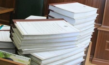 Дело СХК составило почти 30 томов