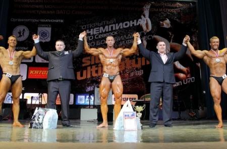 В Северске победитель соревнований по бодибилдингу осуждён за сбыт анаболических стероидов