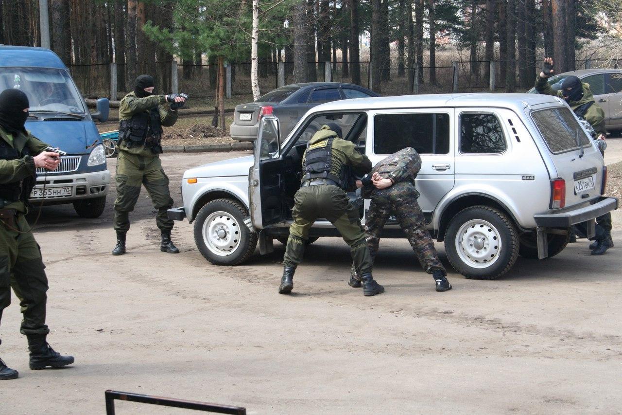 Сотрудниками ФСКН  по Томской области был задержан  военнослужащий Северска