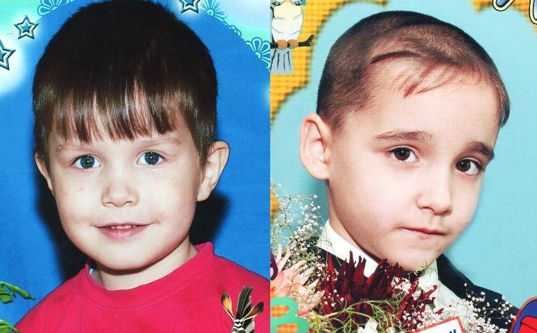 Потерявшиеся дети провели ночь в одном из подъездов