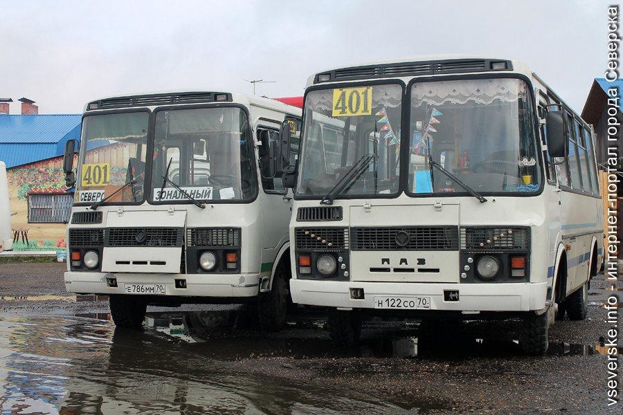Северчане лучшие в скоростном маневрировании на автобусах