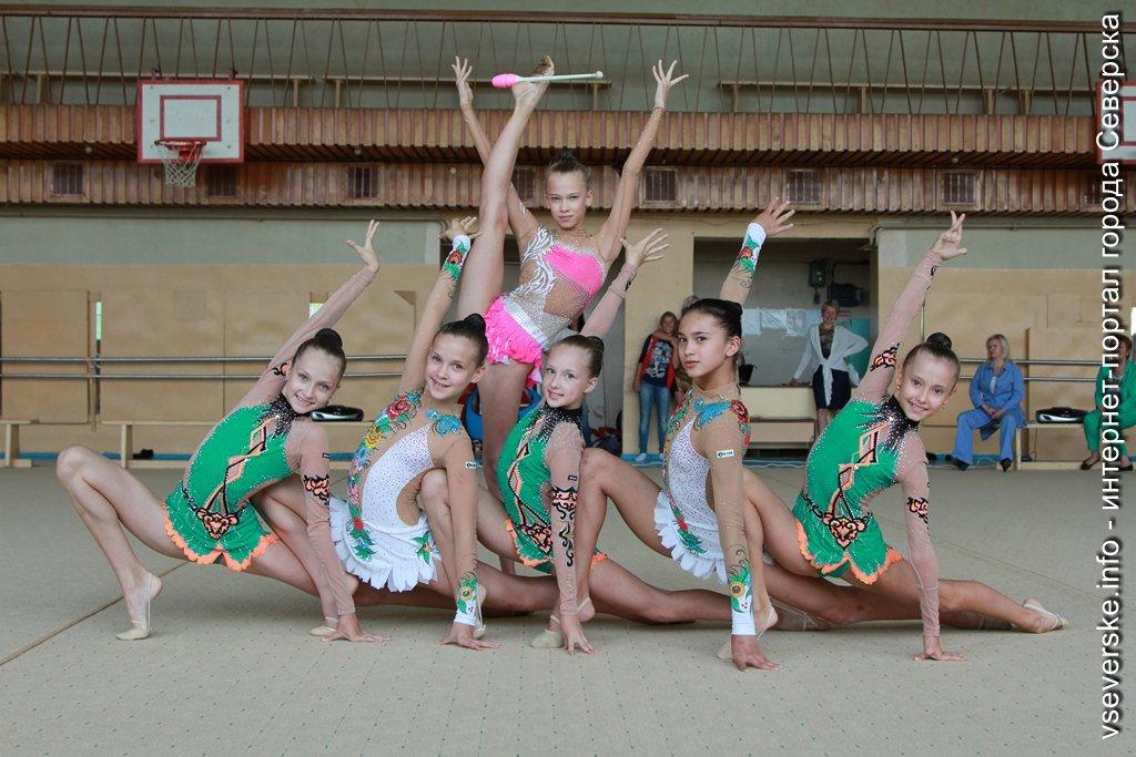 Кубок Северска по художественной гимнастике