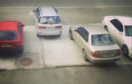 Парковка по северски