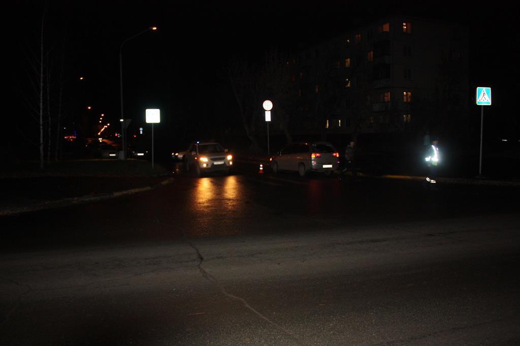 Один вечер - два сбитых пешехода