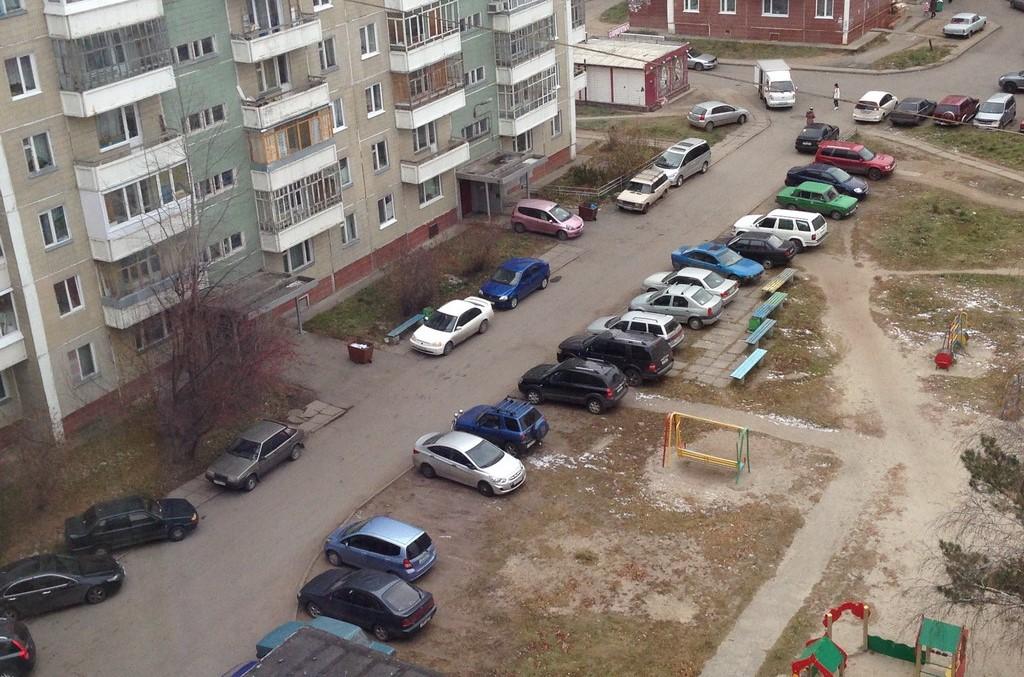 Когда пересмотрят нормативы по парковкам?