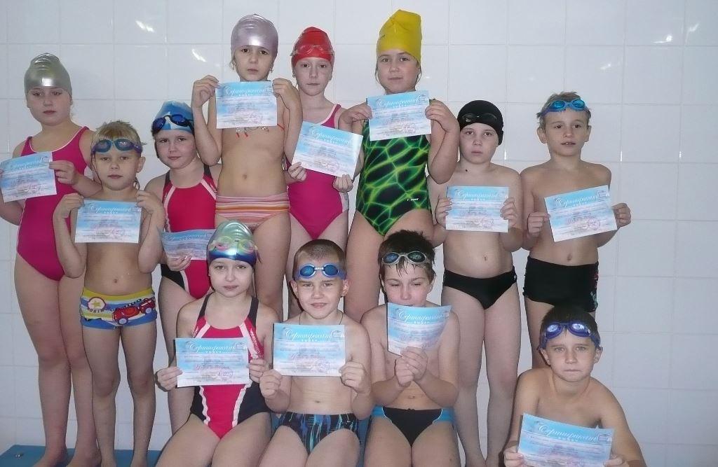 Ещё больше школьников теперь умеют плавать