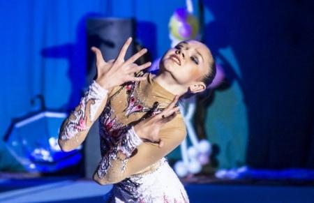 Воспитанница северской школы гимнастики стала чемпионкой на всероссийском турнире