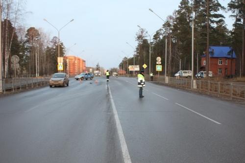 2 ноября из-за невнимательных водителей пострадали два пешехода