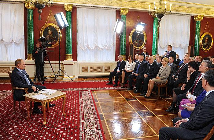 Мэр Северска представил Томскую область на съезде муниципалитетов