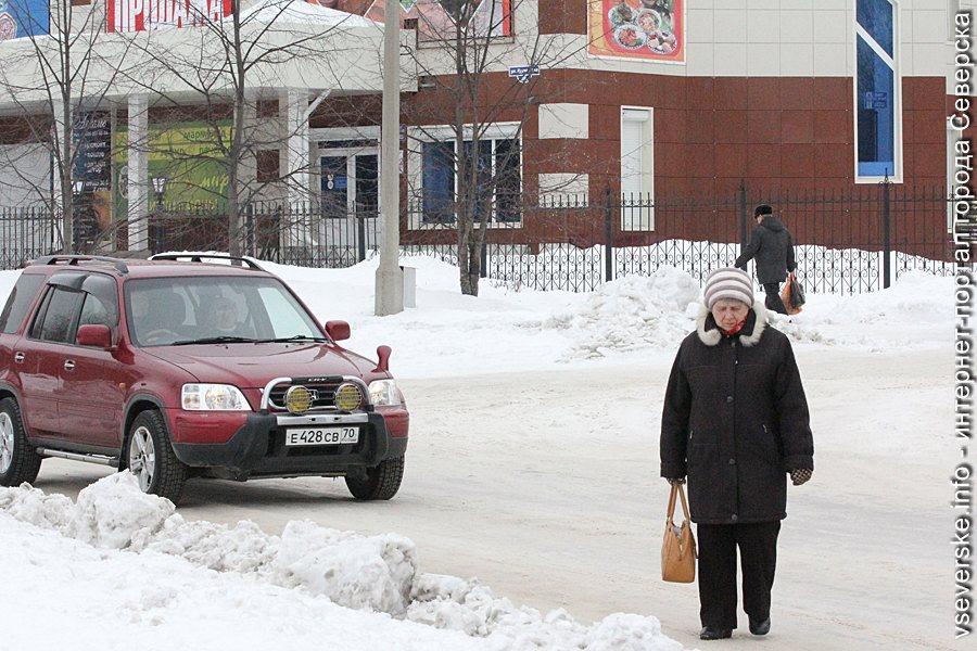 За один день оштрафовали 65 пешеходов
