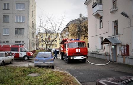 Из-за нарушений при газосварочных работах пришлось эвакуировать 21 человека