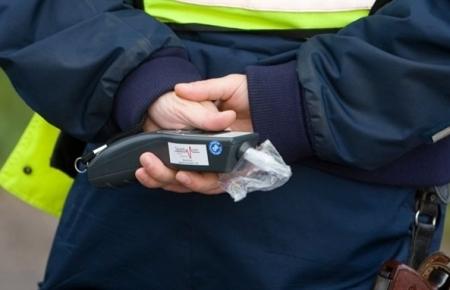 В выходные автоинспекторы задержали 6 нетрезвых водителей