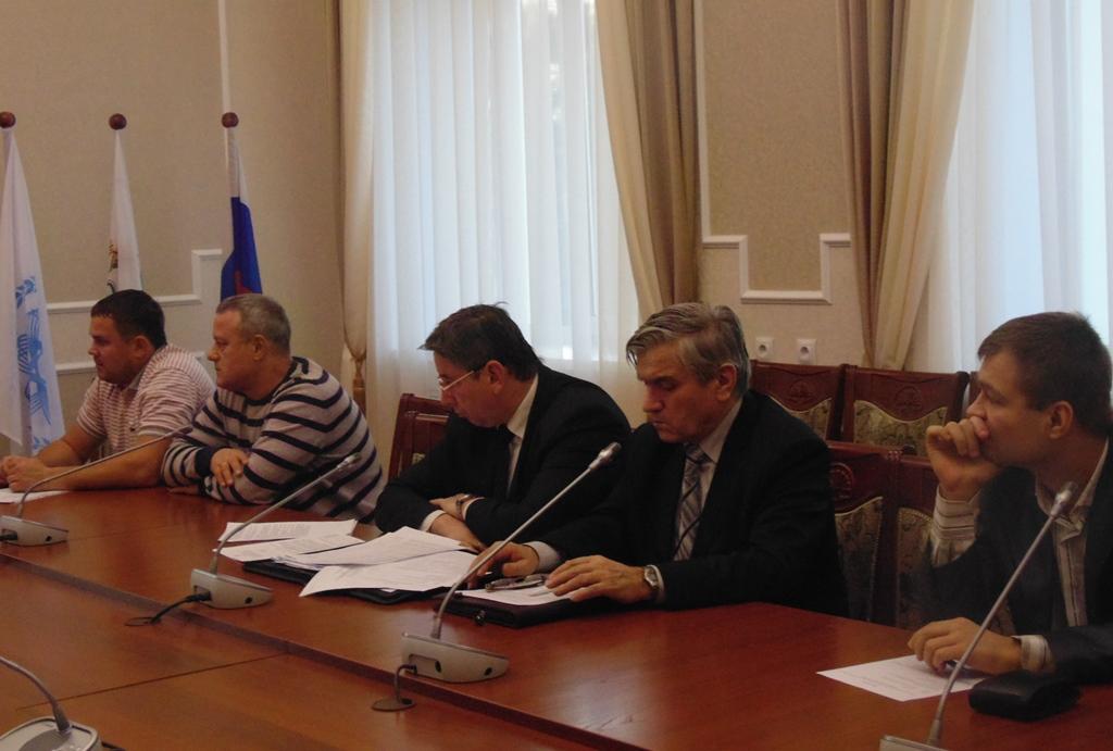 Николай Диденко провел встречу с предпринимателями
